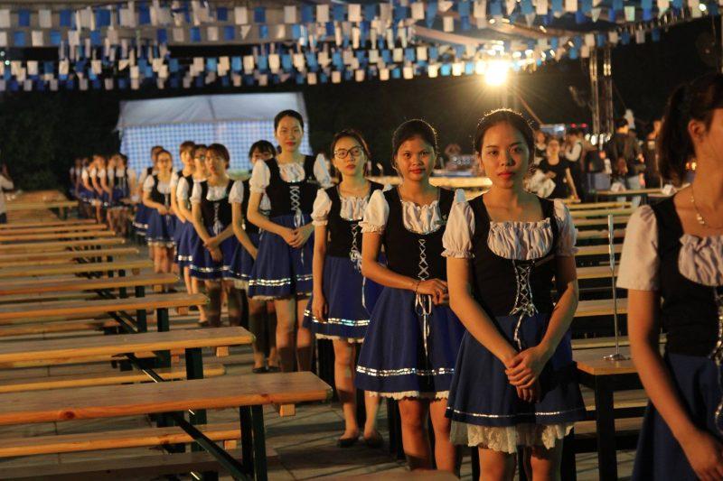 Lễ hội bia Oktoberfest thường niên tại JW Marriott Hanoi