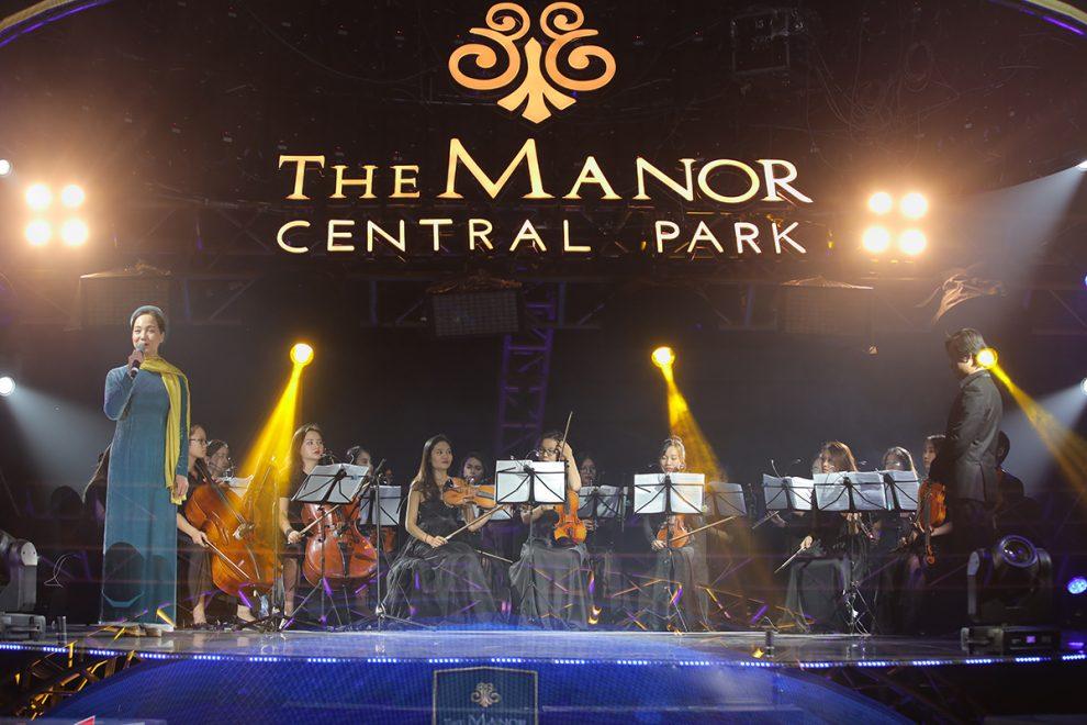 Khu đô thị The Manor Central Park