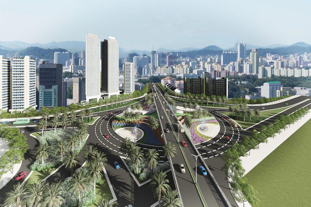 Các dự án hạ tầng tiêu biểu