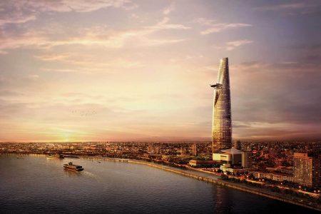Tháp Tài chính Bitexco – 1 trong 25 tòa nhà biểu tượng thế giới