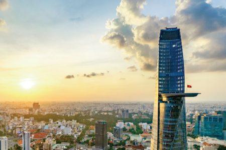 HCMC SKYRUN 2018: THE DESTINATION OF HELIPAD IN THE AIR