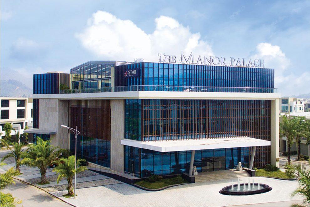 Khu đô thị The Manor Lào Cai