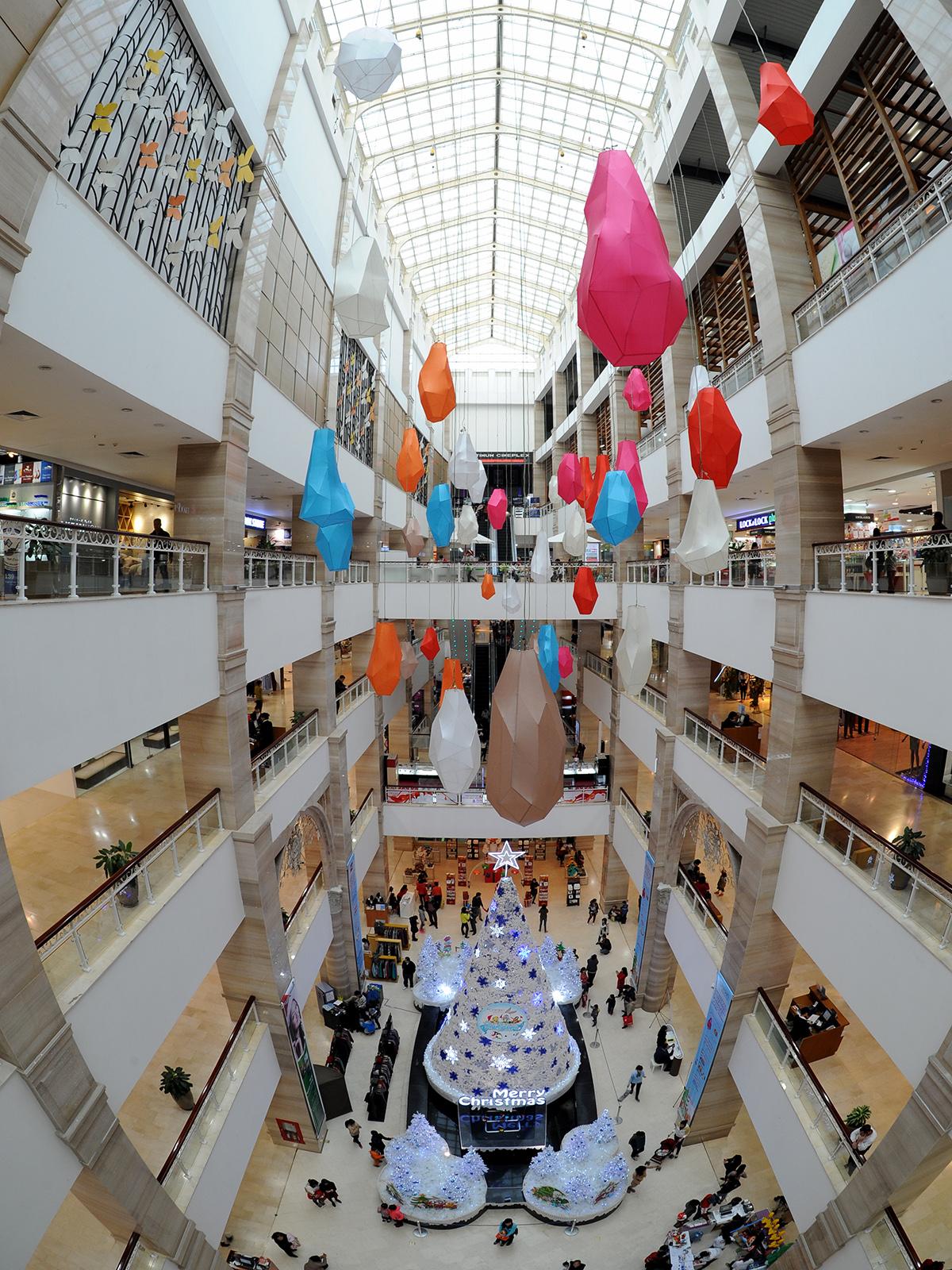 Trung tâm thương mại và văn phòng The Garden
