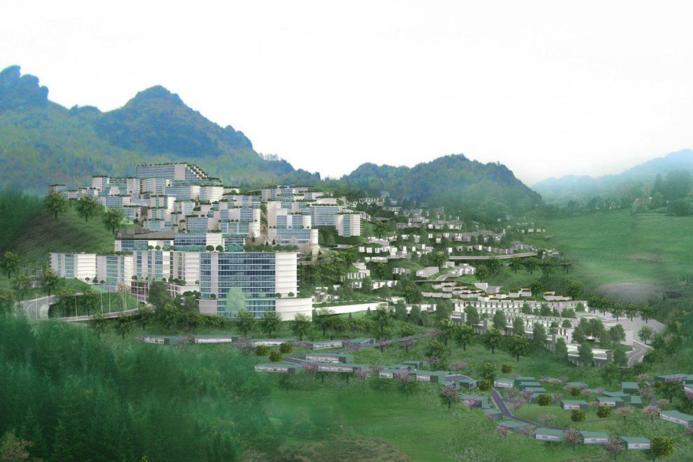 Khu đô thị Đông Bắc Sapa