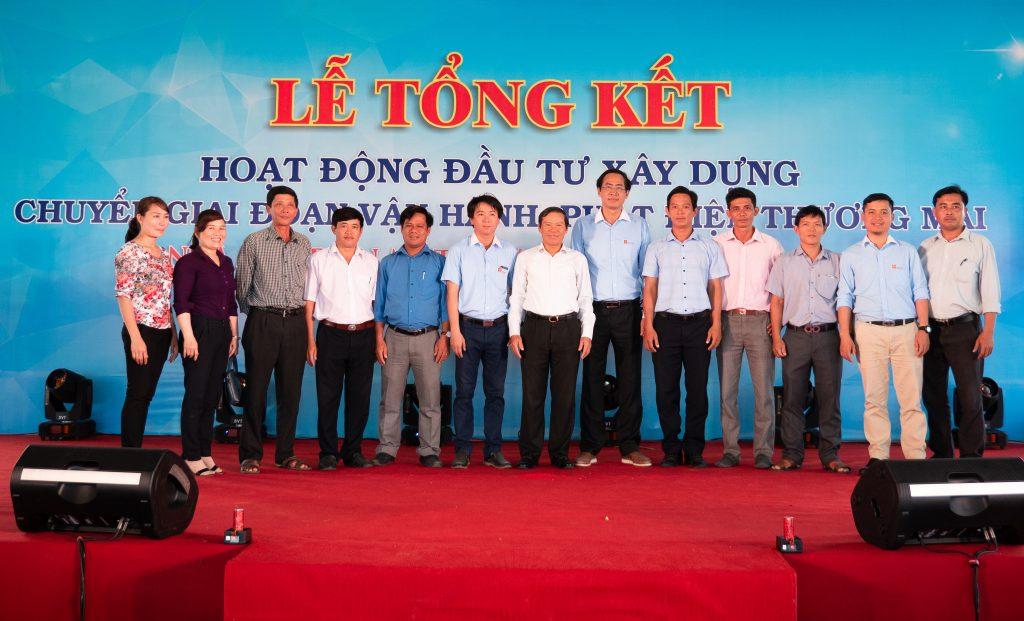 Bitexco Power chính thức vận hành thương mại nhà máy điện mặt trời Nhị Hà tại tỉnh Ninh Thuận -2