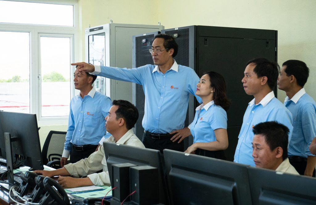 Bitexco Power chính thức vận hành thương mại nhà máy điện mặt trời Nhị Hà tại tỉnh Ninh Thuận -3