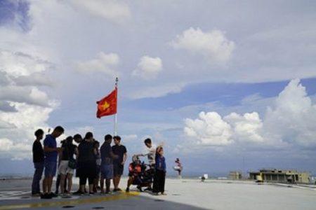 BITEXCO FINANCIAL TOWER: HIỆN DIỆN TRÊN CÁC CHUYẾN BAY VIETNAM AIRLINE