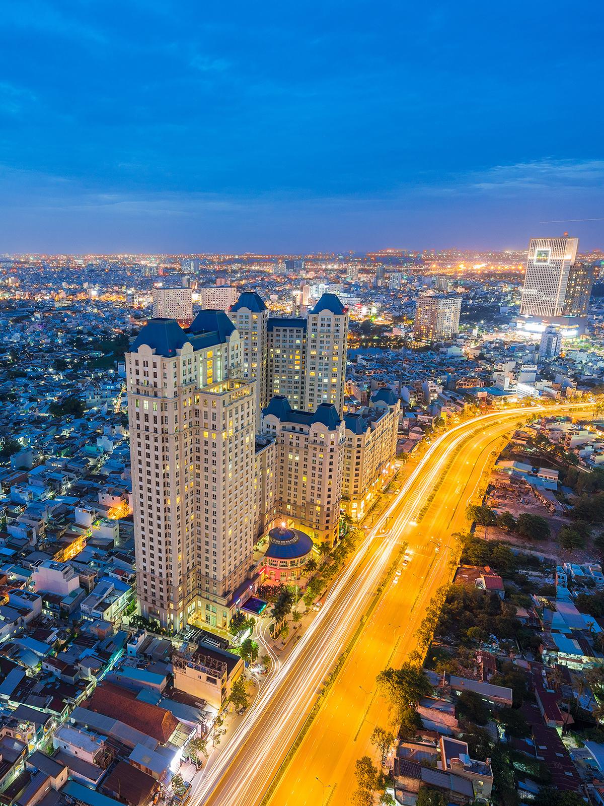 Khu đô thị The Manor Hồ Chí Minh